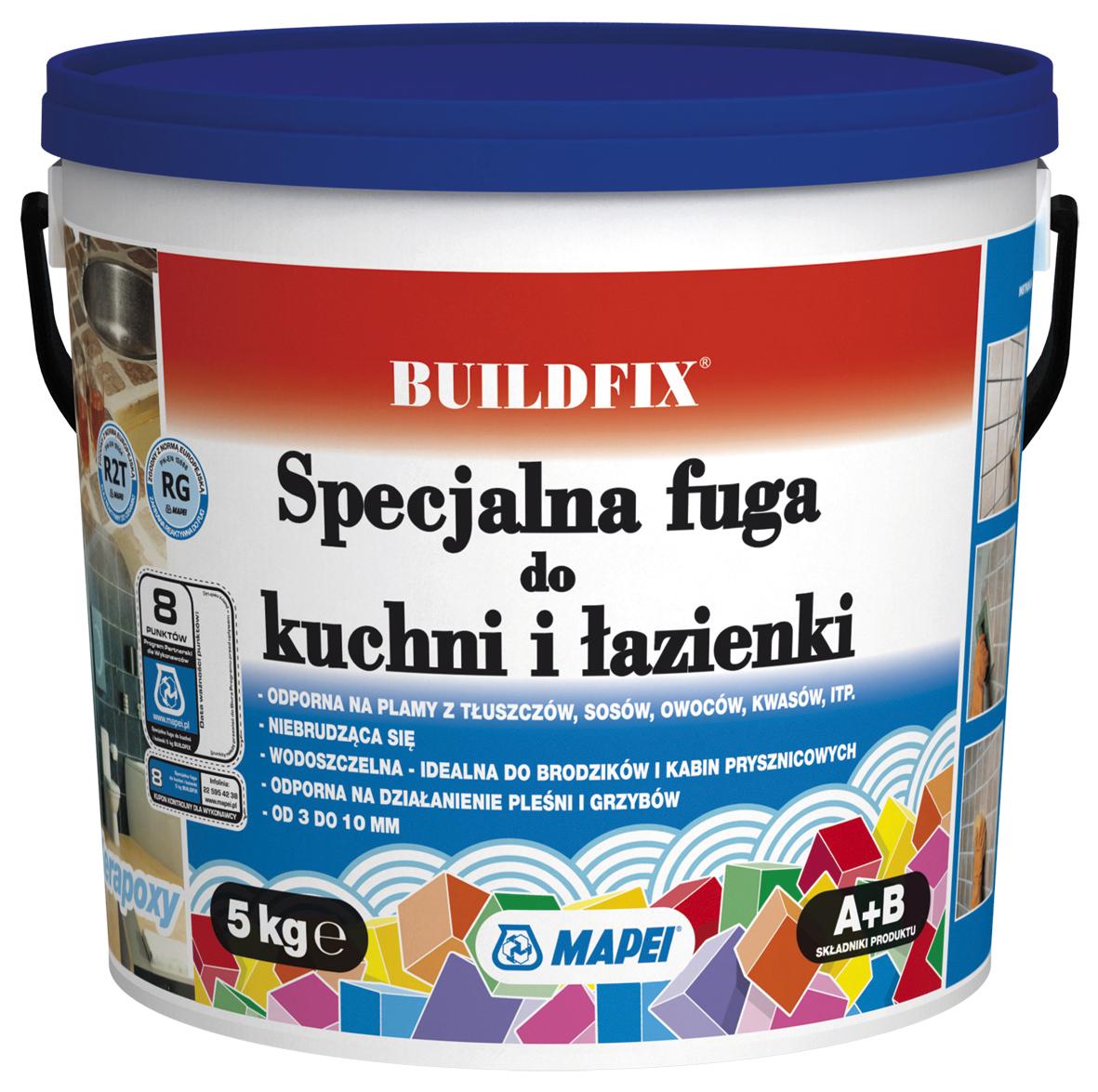 Specjalna Fuga Do Kuchni I łazienki Buildfix Semex