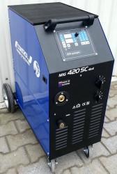 Spawarka Control MIG 420 SC 4x4