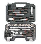 """Fixman zestaw narzędziowy 1/4"""" & 1/2"""" BT65"""
