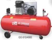 Kompresor poziomy GG610/4900