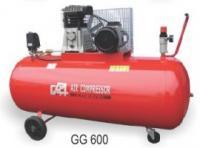 Kompresor poziomy GG600