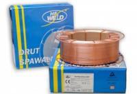 Drut spawalniczy 0.8 15kg SG2 HF WELD