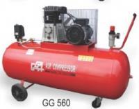 Kompresor poziomy GG560