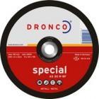 Tarcza do szlifowania stali i metali kolorowych - AS 30 R special metal 125  mm