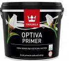 Tikkurila Optiva Primer  Akrylowa farba do gruntowania ścian i sufitów. 2.7l