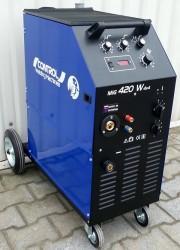 Spawarka Control  - MIG 420W 4x4