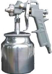 Pistolet lakierniczy wysokociśnieniowy S-990S 1,5 HP KUPCZYK