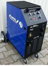 Spawarka - Control - MIG 350  4x4