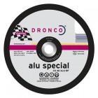Tarcza do cięcia stali i metali kolorowych (korund, elektrokorund) - CS 46 ALU  special  230 mm